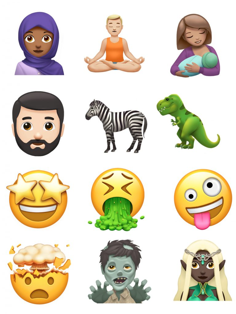 Apple Emojis