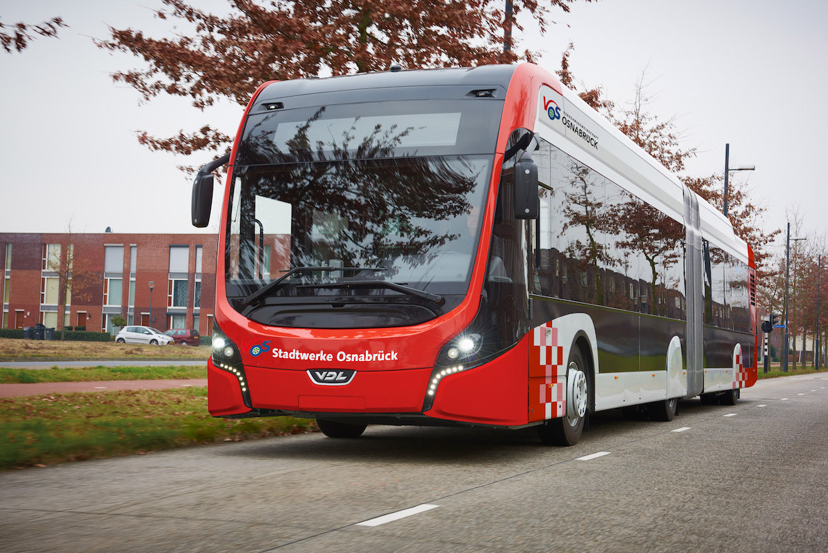 VDL Citea SLFA-181 Electric für Osnabrück