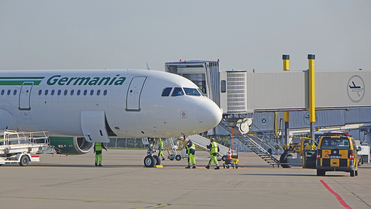 Germania, FMO, Airbus