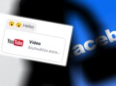 Facebook YouTube Virus