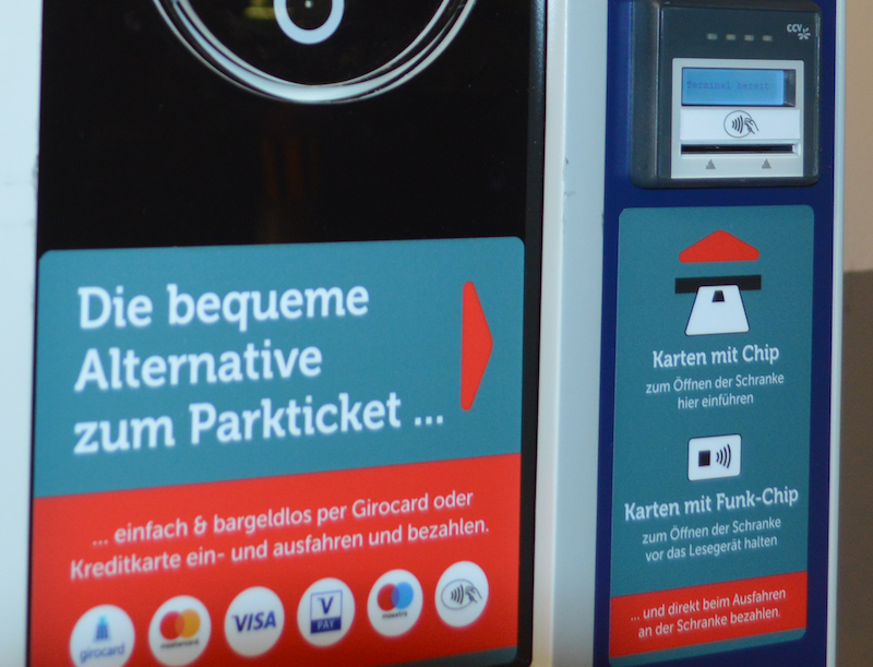 OPG Parkautomat